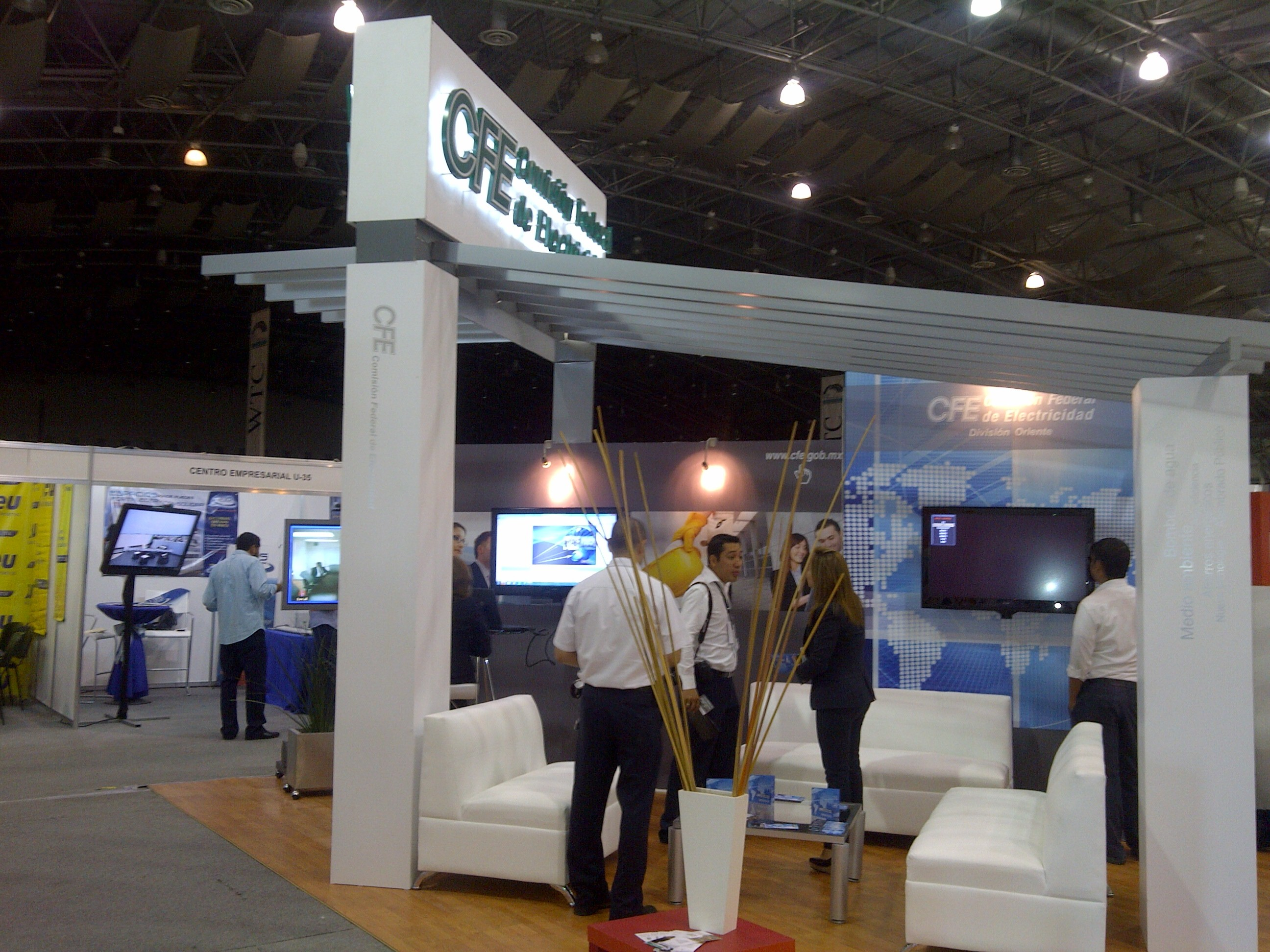 stands y displays de veracruz